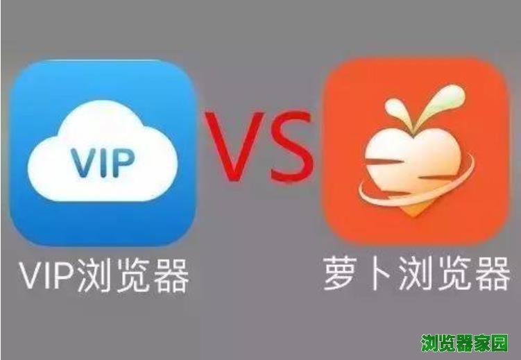 萝卜浏览器下载 看vip视频浏览器下载
